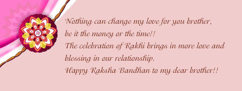 Raksha Bandhan Quotations