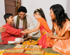 Traditions & Customs of Raksha Bandhan