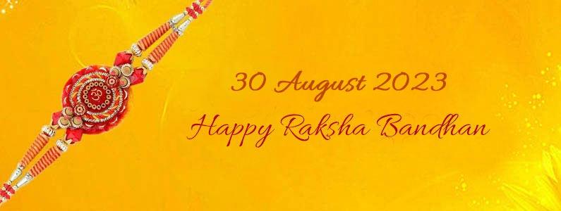 Calendar Rakhi : Rakhi when is